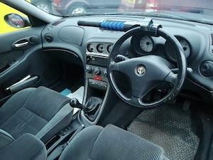 2000 Alfa Romeo 156 2.0 T/S Veloce FSH very clean For Sale (picture 3 of 12)