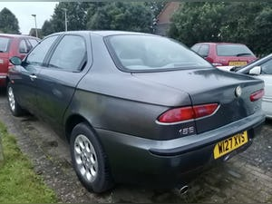 2000 Alfa Romeo 156 2.0 T/S Veloce FSH very clean For Sale (picture 7 of 12)