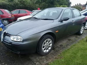 2000 Alfa Romeo 156 2.0 T/S Veloce FSH very clean For Sale (picture 11 of 12)
