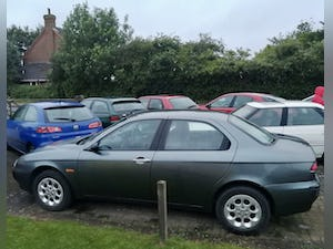 2000 Alfa Romeo 156 2.0 T/S Veloce FSH very clean For Sale (picture 12 of 12)