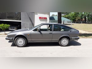 1982 Alfa Romeo coupê GTV 6 mint condition For Sale (picture 2 of 6)