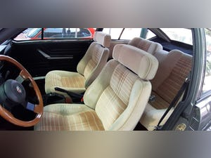 1982 Alfa Romeo coupê GTV 6 mint condition For Sale (picture 4 of 6)