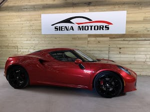 2014 ALFA ROMEO 4C COUPE   NOW SOLD  For Sale (picture 1 of 6)
