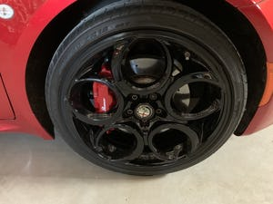 2014 ALFA ROMEO 4C COUPE   NOW SOLD  For Sale (picture 4 of 6)