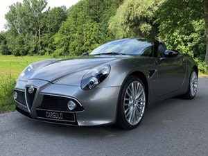 Picture of 2010 Alfa Romeo 8C Spider, rare color, one owner, just 7.423 km! For Sale