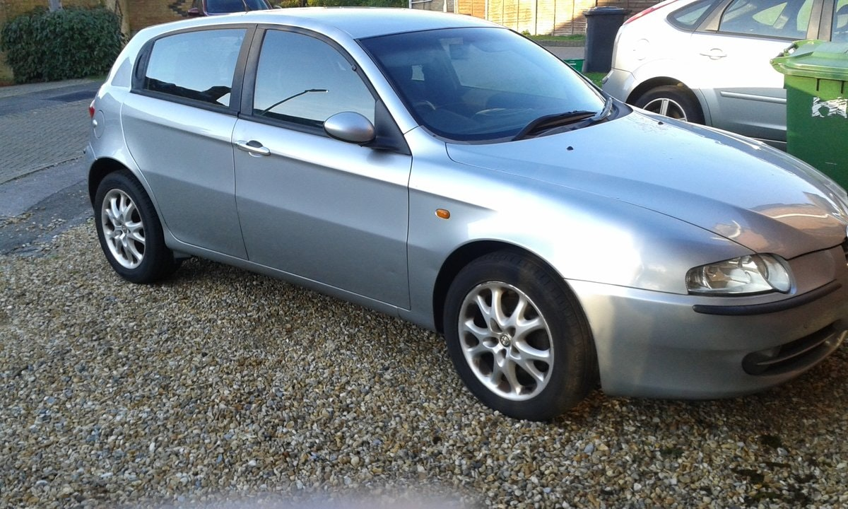 2002 Alfa Romeo 147 For Sale (picture 1 of 6)