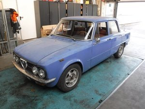 Picture of Alfa Romeo Giulia 4 cyl. 2L. 1978 For Sale