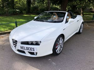 2008 Alfa romeo spider 2.2 jts limited edition For Sale (picture 1 of 2)