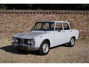 Picture of 1973 alfa Romeo Giulia 1300 SUPER Stunning condition For Sale