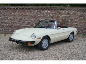Picture of 1974 Alfa Romeo Spider 2000 For Sale