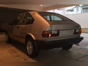 1981 Alfa Romeo Alfasud 1.2 Super, 1 of 272 5sp, 1-owner For Sale (picture 2 of 6)