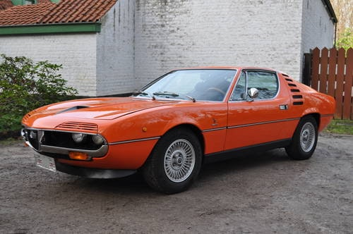 Alfa Roméo Montreal (1973) For Sale (picture 1 of 6)