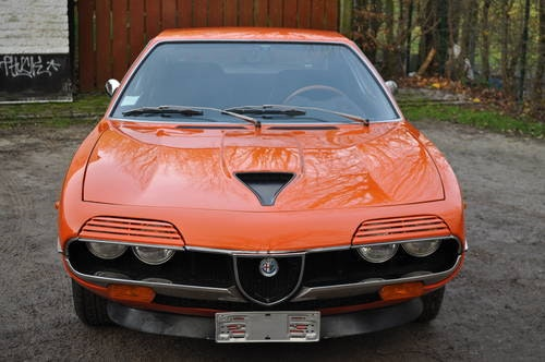 Alfa Roméo Montreal (1973) For Sale (picture 2 of 6)