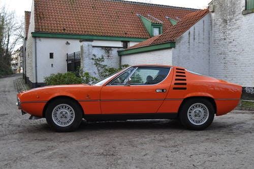 Alfa Roméo Montreal (1973) For Sale (picture 3 of 6)