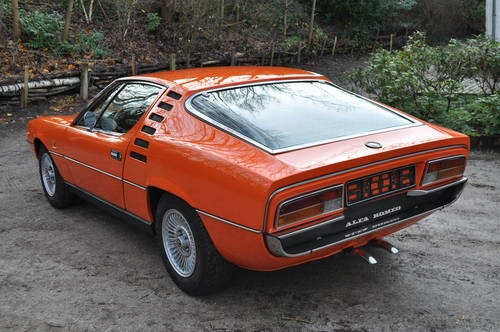 Alfa Roméo Montreal (1973) For Sale (picture 4 of 6)
