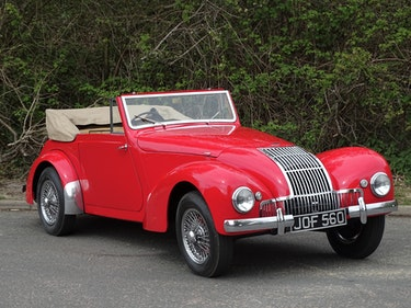 Picture of 1948 Allard M1 Drophead Coupe For Sale by Auction