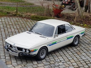Picture of 1972 ALPINA B2 3.0 Coupé, 21 years with first owner For Sale