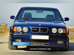 1993 Alpina B10 BiTurbo in top condition For Sale (picture 8 of 19)
