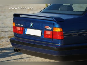 1993 Alpina B10 BiTurbo in top condition For Sale (picture 9 of 19)