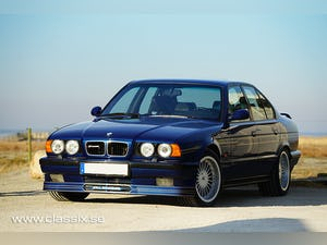 1993 Alpina B10 BiTurbo in top condition For Sale (picture 12 of 19)