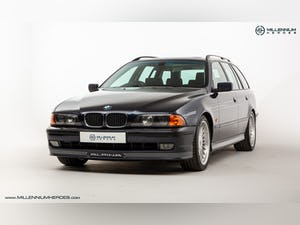1999 ALPINA B10 3.3 TOURING // 1 OF 19 // ORIENT BLUE METALLIC For Sale (picture 1 of 31)