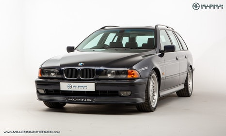 Picture of 1999 ALPINA B10 3.3 TOURING // 1 OF 19 // ORIENT BLUE METALLIC For Sale