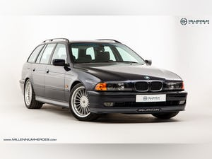 1999 ALPINA B10 3.3 TOURING // 1 OF 19 // ORIENT BLUE METALLIC For Sale (picture 7 of 31)