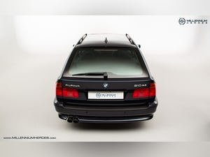 1999 ALPINA B10 3.3 TOURING // 1 OF 19 // ORIENT BLUE METALLIC For Sale (picture 13 of 31)