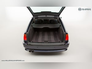 1999 ALPINA B10 3.3 TOURING // 1 OF 19 // ORIENT BLUE METALLIC For Sale (picture 23 of 31)