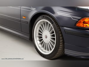 1999 ALPINA B10 3.3 TOURING // 1 OF 19 // ORIENT BLUE METALLIC For Sale (picture 30 of 31)