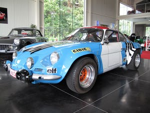 1964 Renault Alpine A110 Group 4 For Sale (picture 3 of 12)