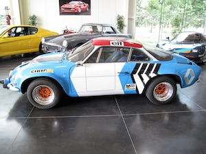 1964 Renault Alpine A110 Group 4 For Sale (picture 4 of 12)