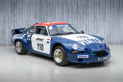 Picture of 1974 Alpine A110 B - Renault Gordini 1800 16 Valve For Sale