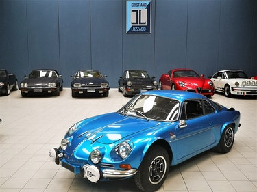 Picture of 1973 ALPINE RENAULT A 110 VD SI TOTALLY RESTORED EURO 155000 For Sale