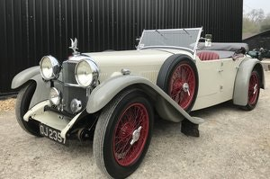 Picture of 1932 Alvis Speed 20 SA Tourer - Reserved SOLD