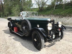 Picture of 1930 Alvis Silver Eagle 16.95 TB Tourer SOLD