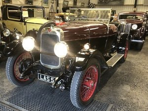Picture of 1931 Alvis 12/50 TJ 'Beetleback' now Reserved SOLD