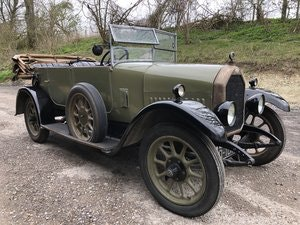 Picture of 1925 Humber 12/25 Tourer - Oily Rag Project SOLD