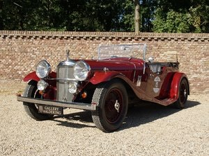 Picture of 1935 Alvis Speed 20 Open Tourer 6-cylinder SD engine, mechanicall For Sale