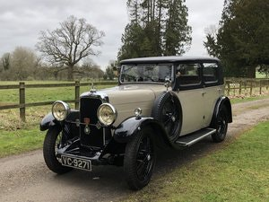 Picture of 1931 Alvis 12/50 TJ Atlantic Saloon  SOLD