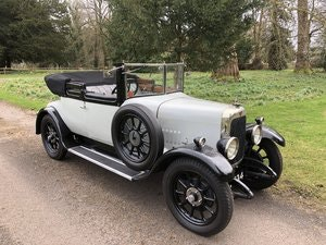 Picture of 1927 Alvis TG 12/50 Three-quarter Coupe - live video SOLD