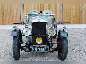 1932 ALVIS 12/50 Rally all matching numbers For Sale (picture 2 of 6)