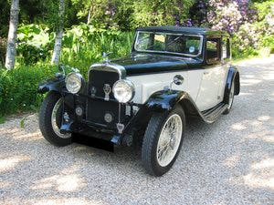 1933 Alvis SA 16.95 Sports Saloon For Sale (picture 1 of 12)