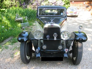 1933 Alvis SA 16.95 Sports Saloon For Sale (picture 6 of 12)