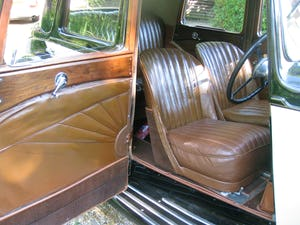 1933 Alvis SA 16.95 Sports Saloon For Sale (picture 7 of 12)