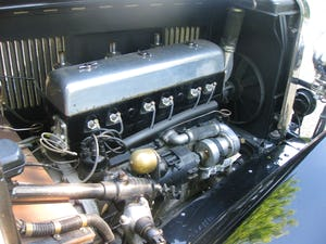 1933 Alvis SA 16.95 Sports Saloon For Sale (picture 11 of 12)