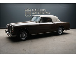 1961 Alvis TD 21 Long term ownership, matching numbers For Sale (picture 1 of 6)