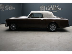 1961 Alvis TD 21 Long term ownership, matching numbers For Sale (picture 2 of 6)