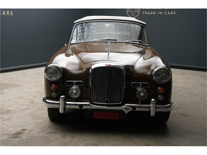 1961 Alvis TD 21 Long term ownership, matching numbers For Sale (picture 6 of 6)