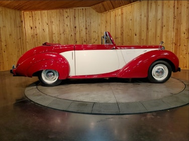 Picture of 1952 Fully restored Alvis drophead For Sale
